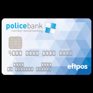 Police Bank RediCard